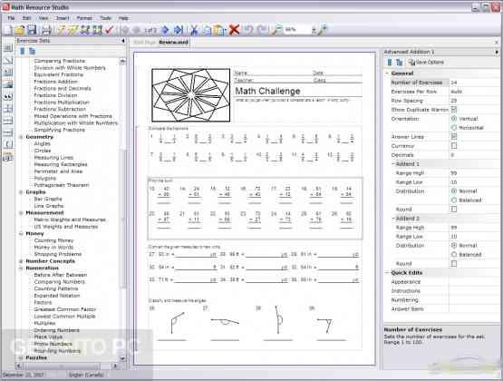 Schoolhouse Technologies Math Resource Studio Latest Version Download