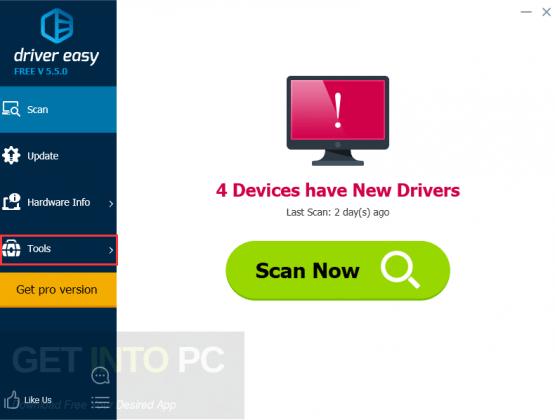 Driver Easy Professional 5.5.6.18080 Offline Installer Download