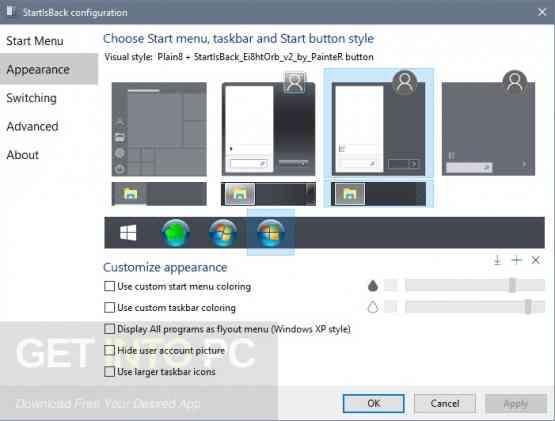StartIsBack++ v2 Direct Link Download