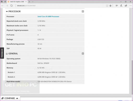 Futuremark PCMark 10 Advanced Edition Offline Installer Download