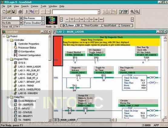 Allen Bradley RSLogix5 v8.0 Latest Version Download