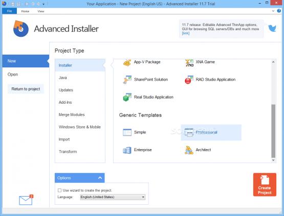 Advanced Installer Architect 15.1 Direct Link Download