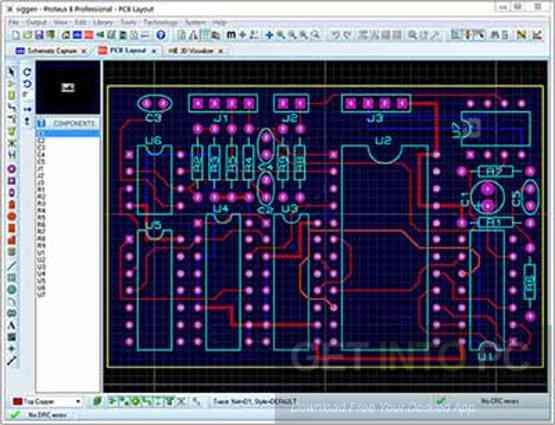 Proteus Design Suite 2014 Professional 8.1 Latest Version Download