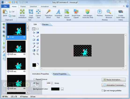 Easy GIF Animator Pro Direct Link Download
