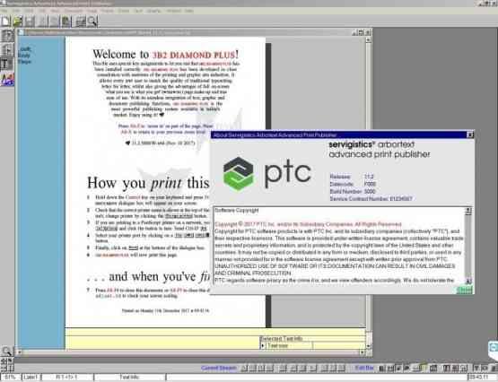 PTC Arbortext Advanced Print Publisher 11.2 M020 Offline Installer Download