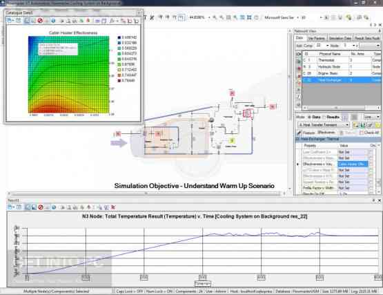 Mentor Graphics Flowmaster (FloMASTER) 7.9.5 Latest Version Download