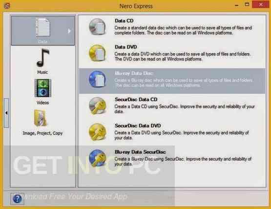 Nero Express 2017 Portable Offline Installer Download