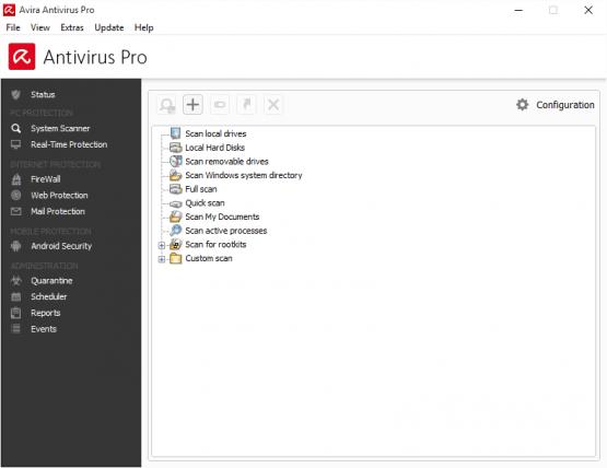 Avira Antivirus Pro 2017 Direct Link Download