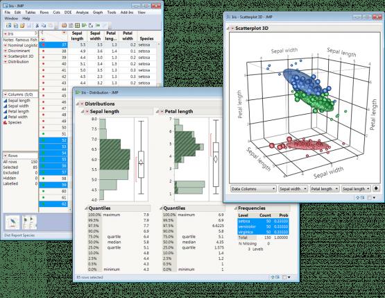 SAS JMP Statistical Discovery 13.2.1 Offline Installer Download