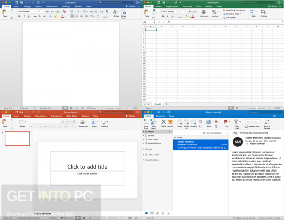 Microsoft Office ProPlus ISO With May 2017 Latest Version Download