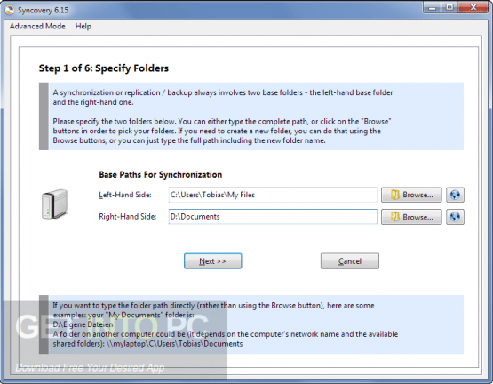 Syncovery Pro Enterprise 7 Latest Version Download