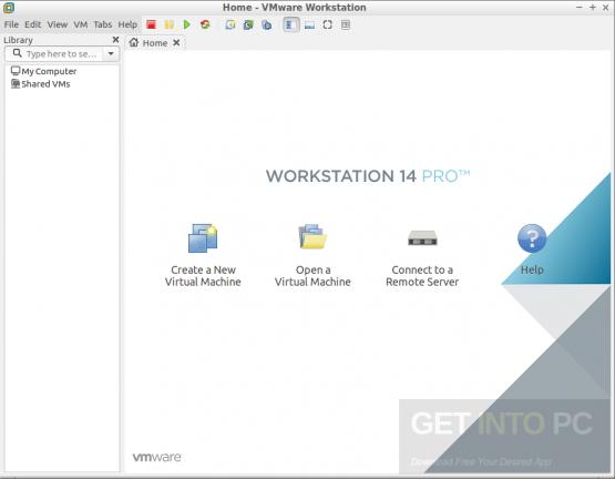 VMware Workstation Pro 14 Direct Link Download