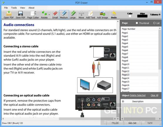 PDF Eraser Pro Latest Version Download