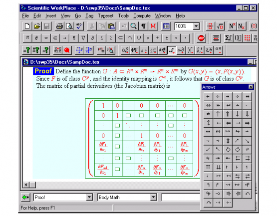 Scientific Workplace 5.5 for Windows XP Direct Link Download