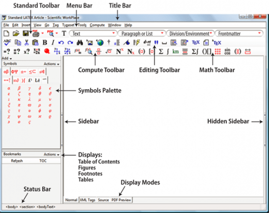Scientific Workplace 5.5 for Windows XP Offline Installer Download