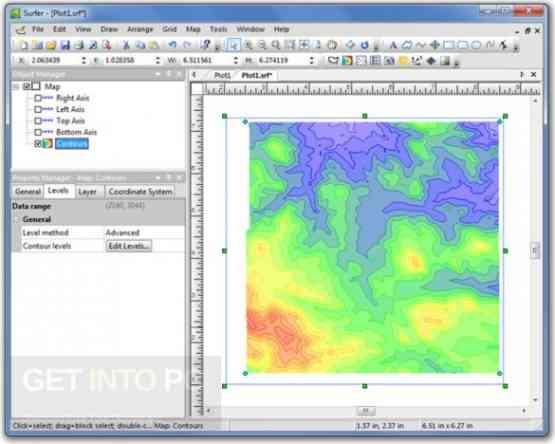 Golden Software MapViewer 8.6.651 Latest Version DOwnload