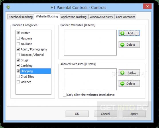 HT Parental Controls Direct Link Download