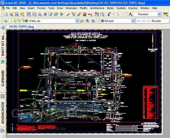 AutoCAD Land Desktop 2009 Offline Installer Download