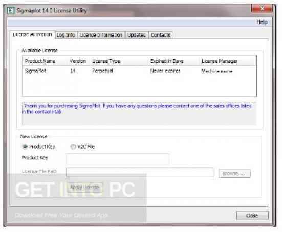 SigmaPlot 14.0 Direct Link Download