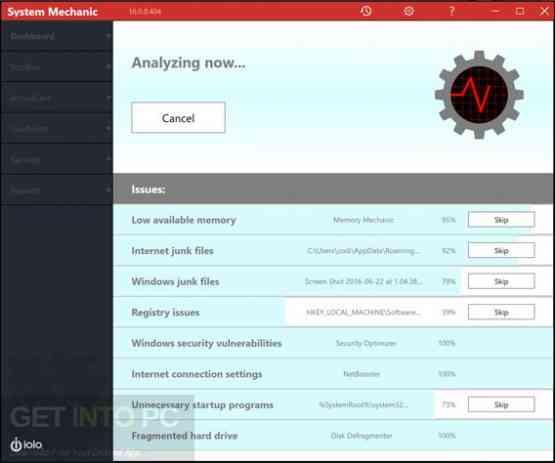 System Mechanic v16.5.3.1 Offline Installer Download