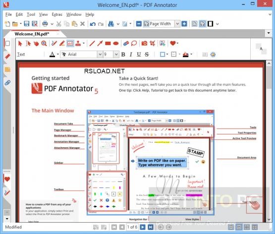 PDF Annotator Portable Direct Link Download