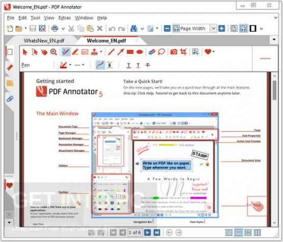 PDF Annotator Portable Latest Version Download