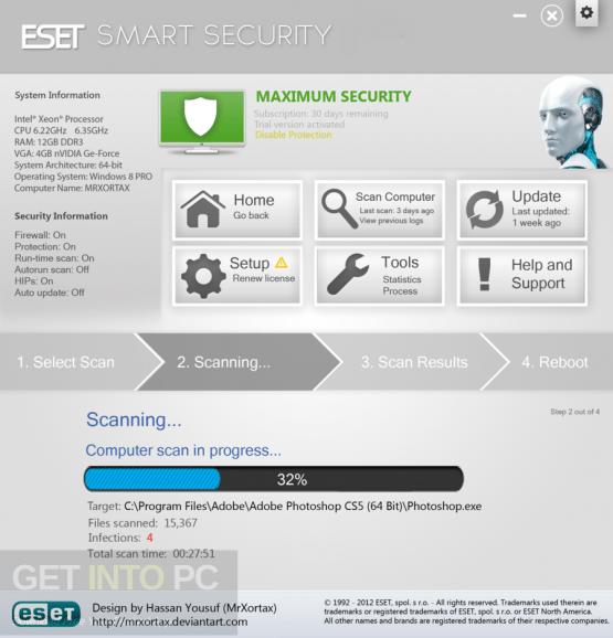 ESET Smart Security 10 Offline Installer Download