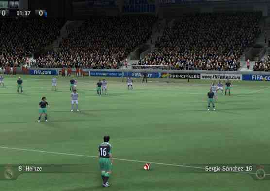 FIFA 08 Game