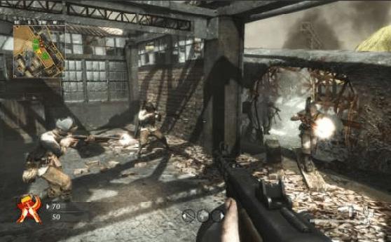 Call of Duty Worla at War Free Setup