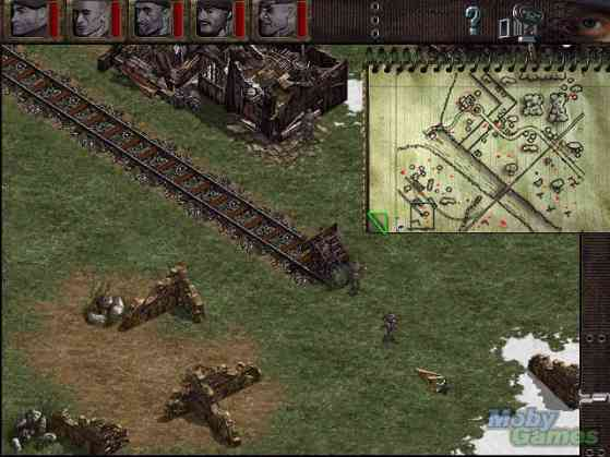Commando Behind Enemy Lines Free Setup PC Game