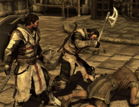 The Cursed Crusade Free Game Play