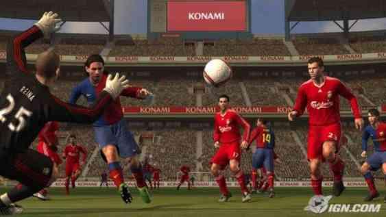download free pro evolution soccer 2009