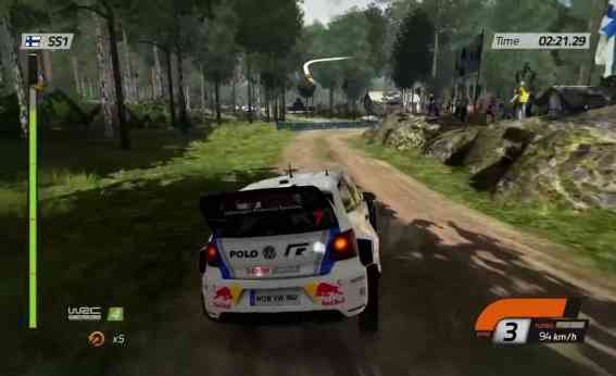 WRC 4 FIA World Rally Championship Free Game