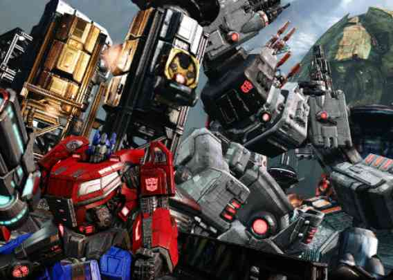 Transformers The Game Free Setup