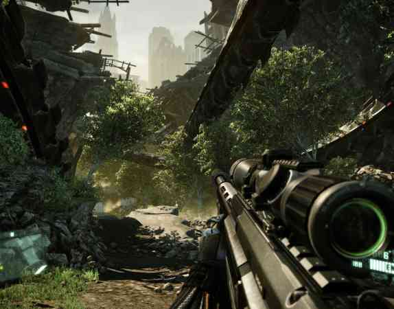 Crysis 2 PC Game Free Setup