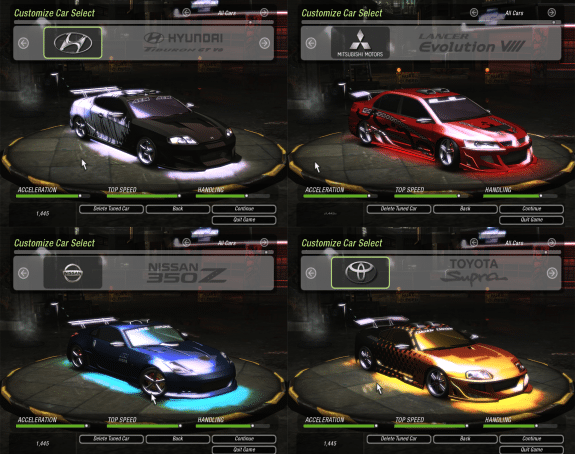 Need For Speed Underground 2 Free Setup