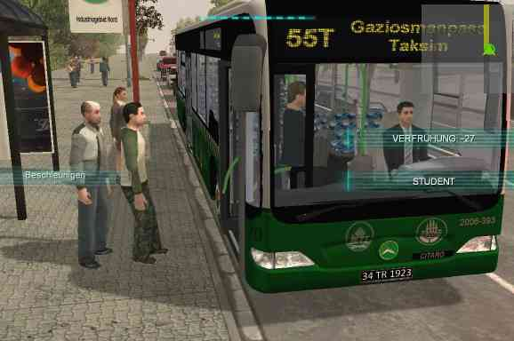 Bus Simulator 2012 Download