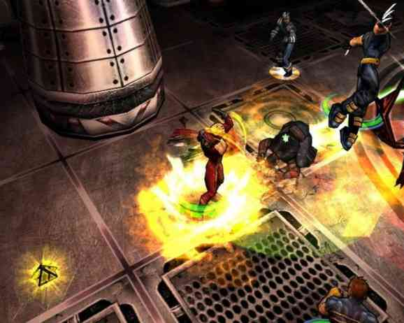 X men Legends II Rise of Apocalypse Game