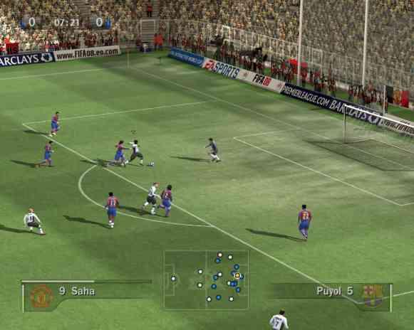 Free FIFA 08 full game download