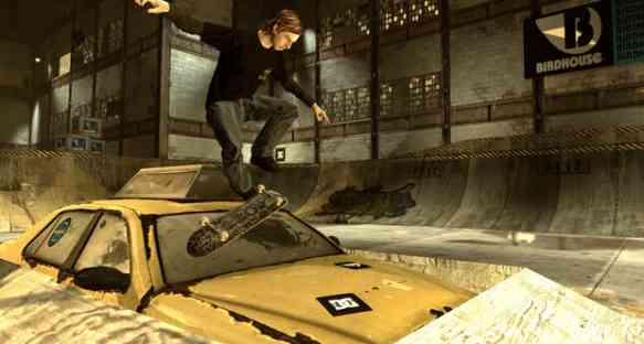Tony Hawk Pro Skater Hd Free Download Game Play