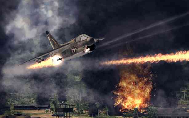 Download Air Conflicts Vietnam Free