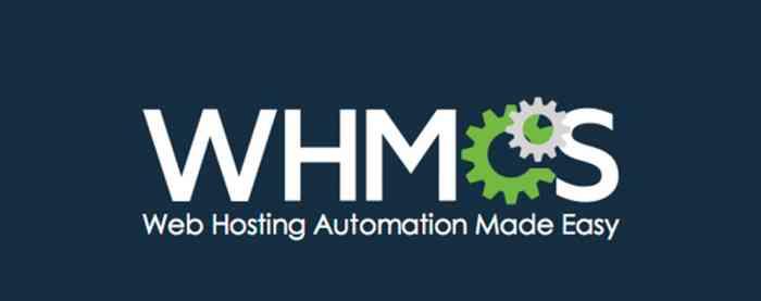 WHMCS 7.7.1 – The Web Hosting Automation Platform 7.7.1