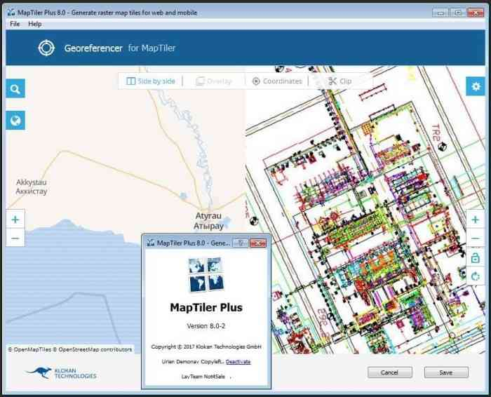 Klokan MapTiler Plus 9 1 1 Free Download – Borntohell