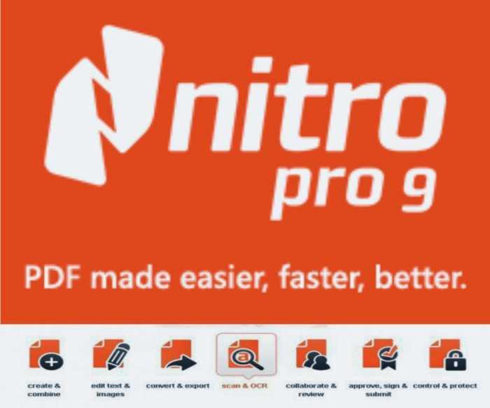 Nitro PDF Pro Free Download