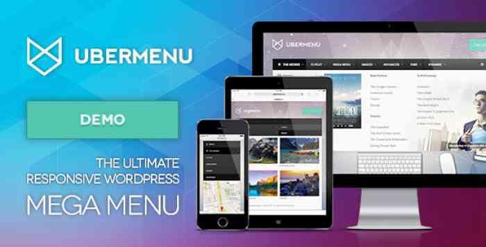 UberMenu v3.5 - WordPress Mega Menu Plugin