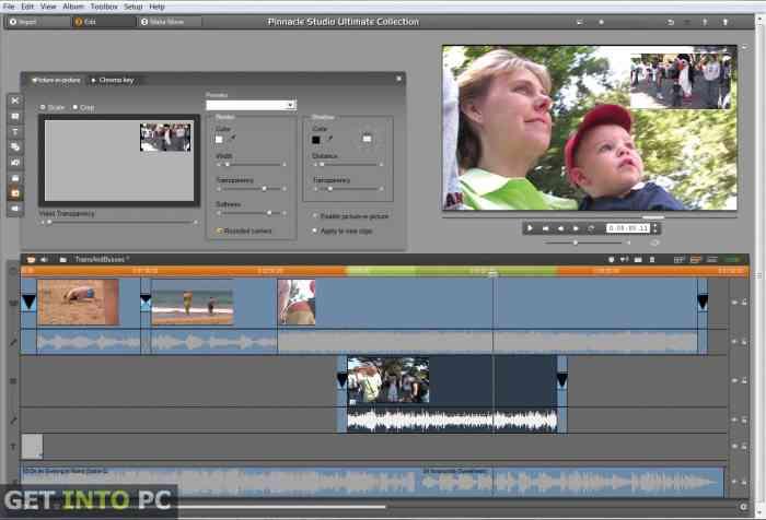 Pinnacle Studio 15 HD Ultimate Free Download