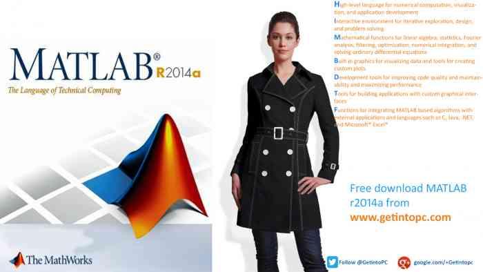 Matlab R2014a Full Setup Free Download