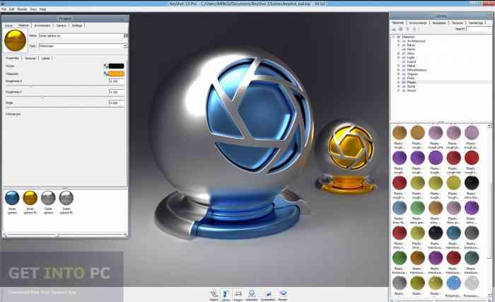 Luxion KeyShot Pro Free Download