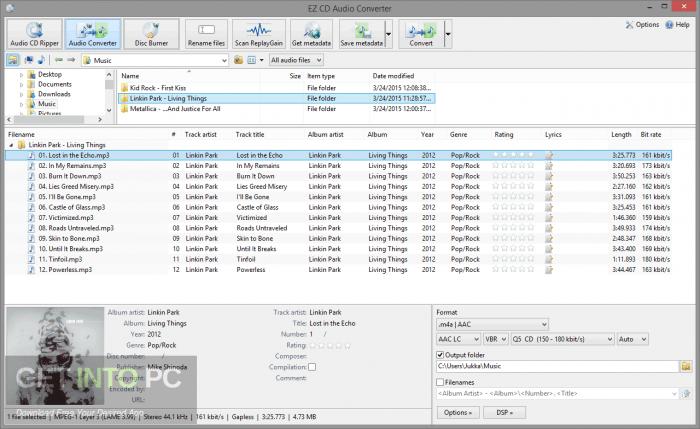EZ CD Audio Converter Ultimate 6 Free Download