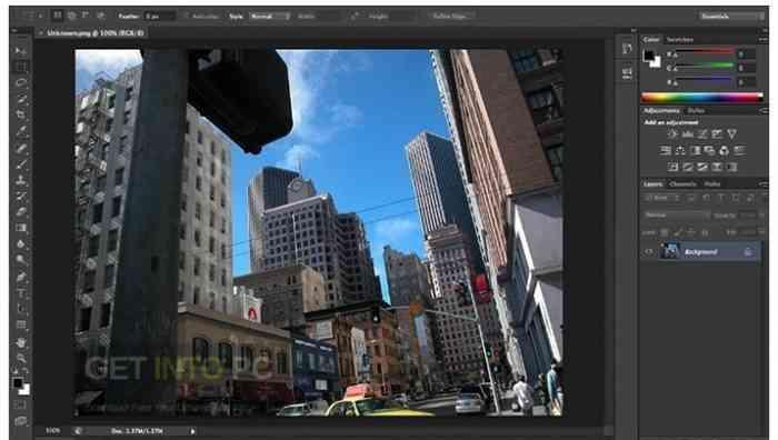 Download Adobe Photoshop CC 2017 v18 DMG For Mac OS